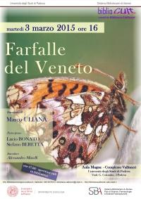 Bibliocult: Farfalle del Veneto